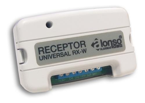 receptor universal garnet by alonso rx-w