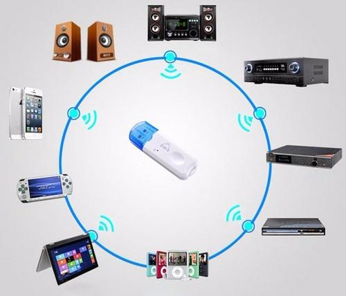 receptor usb bluetooth para auto equipo de sonido