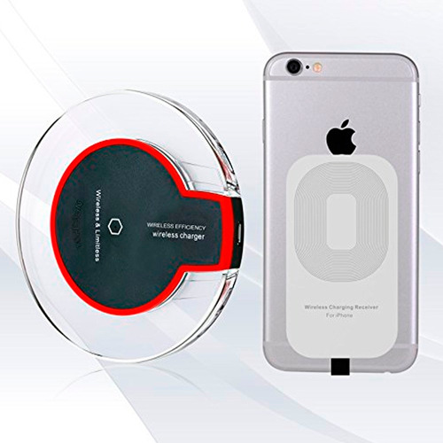 receptor wireless charger | disponible android