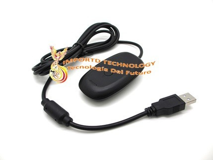 receptor wireless para pc control inalambrico xbox 360