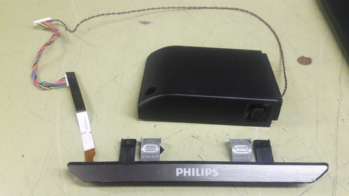 receptor y botonera philips 32pfg5509