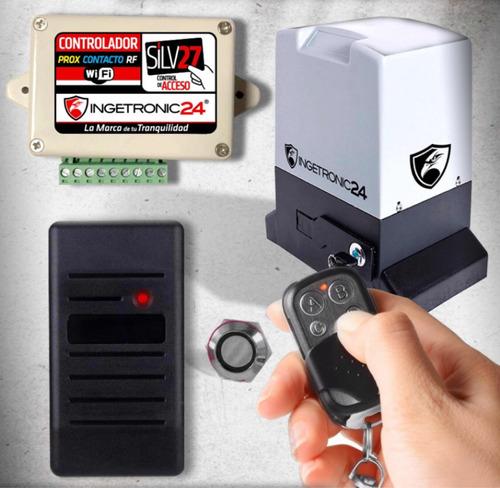 receptora de controles silv27 mas 1 control