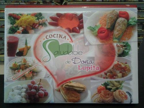 recetarios doña lupita, (nuevos)