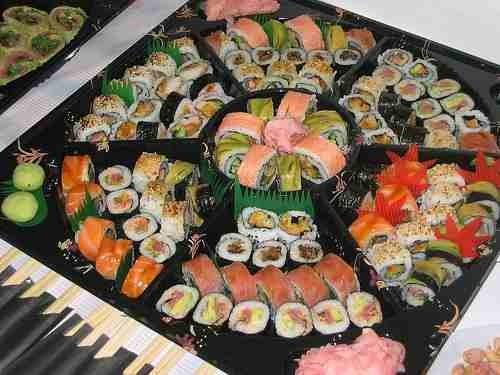 Recetas De Sushi Comida Japonesa Rol Temakis Conos