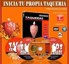 recetas de taqueria, negocio, tacos pastor suadero 2017