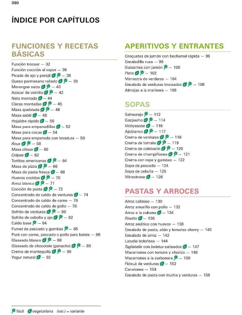 Recetas De Vorwerk Thermomix Tm5 Cocina Fácil Y Saludable
