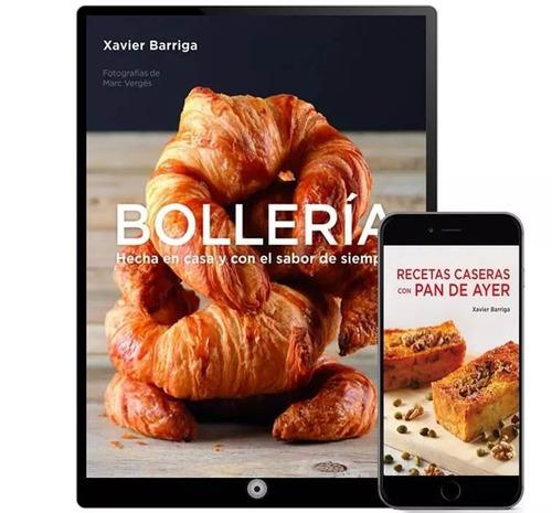 recetas panadería y bollería colección libros - diigital