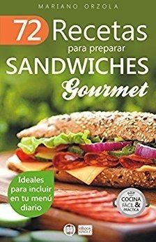 Recetas Preparar Sandwiches Gourmet Cocina Facil Oferta S 7 50 En