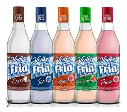 recetas vodka frias sabores , bebidas alcohólicas, licor