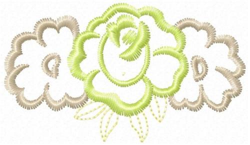 rechilieu vintage 01 grande - coleção de matriz de bordado