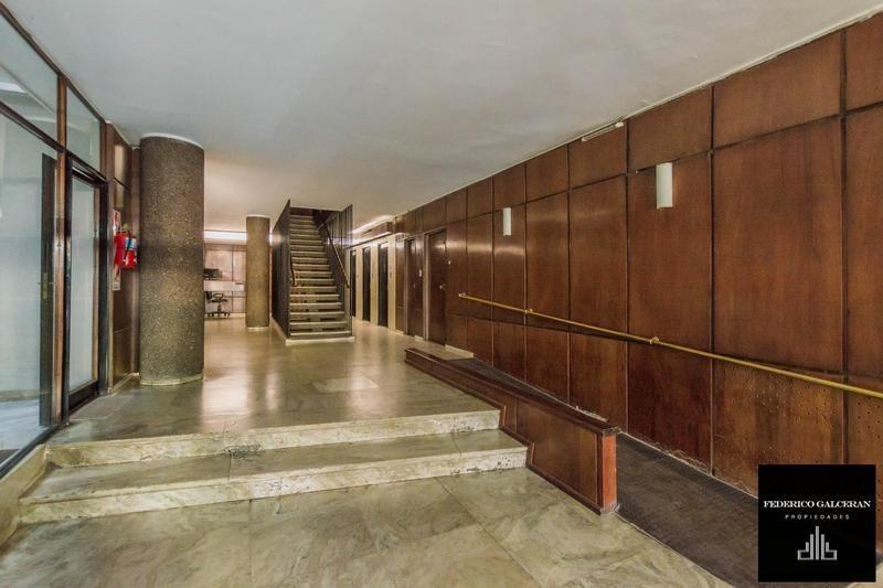 reciclado - piso alto - muy luminoso