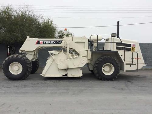 recicladora de asfalto recuperadora gallina terexcmi rs425b