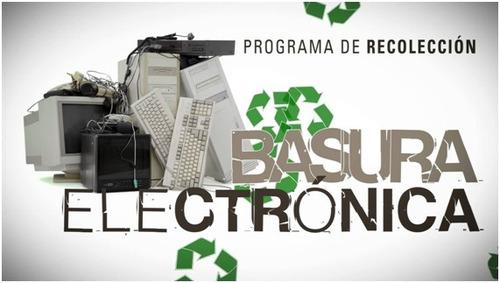 reciclaje de computadores