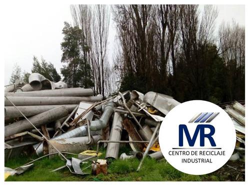 reciclaje de metales - compro chatarra