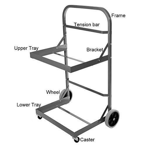 reciclar caddy bin cart the original