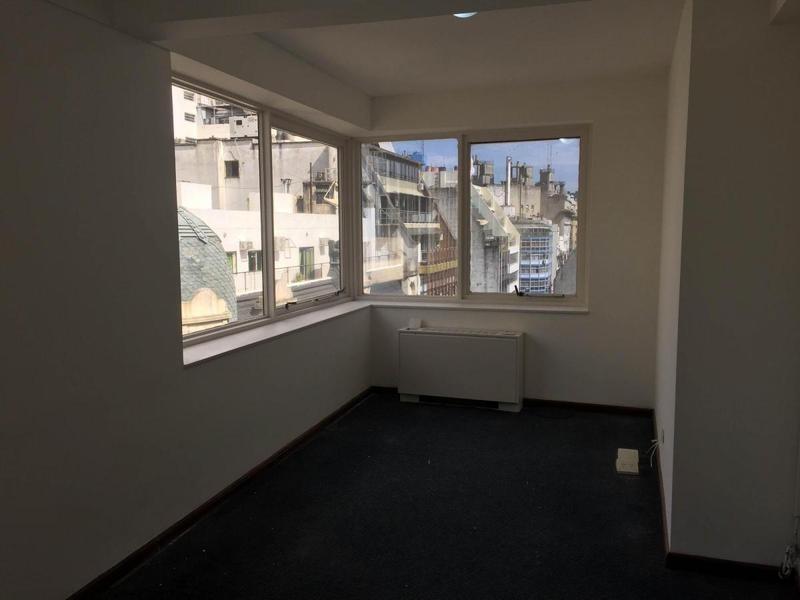 reciladas a nuevo - plantas libres de 240 m2 - oficina en alquiler - centro