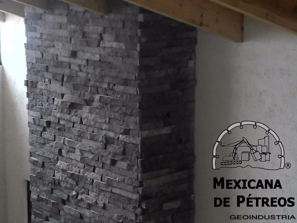 Losetas para fachadas simple rotbunt struktur besandet la - Piedra caliza para fachadas ...