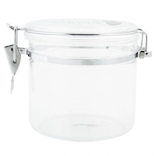 recipiente acrílico 26 onzas oggi 5360-transparente