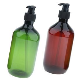 Champú 5 Vacío Recipiente Dosificación Recargable De Botella lJTKF1c