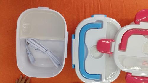 recipiente eléctrico para la comida.
