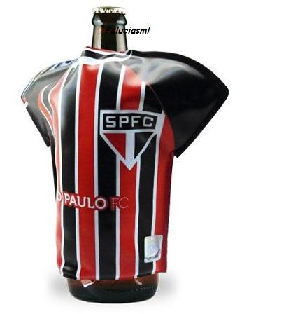 recipiente termico sao paulo spfc - produto licenciado