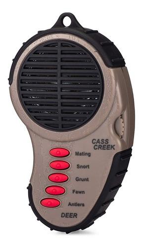 reclamo llamador electronico para venado (cc983)