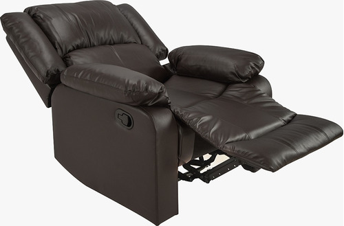 recliner chocolate poltrona reclinable sillones divino