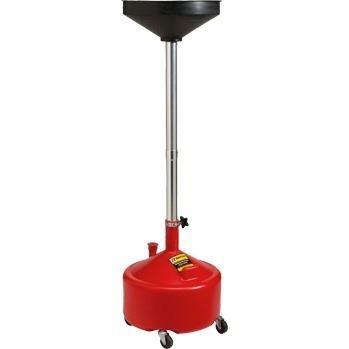 recolector de aceite 30 litros para fosa elevador