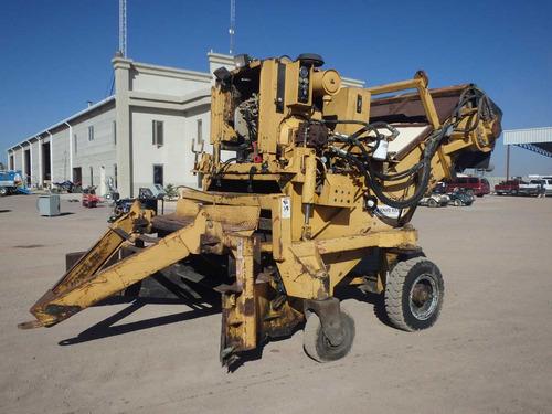 recolector de asfalto lincoln 660h 9714