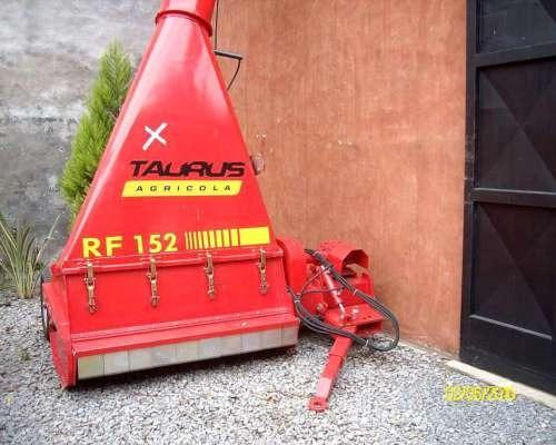 recolectora de forraje taurus maquinaria agrícola - campo