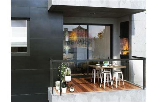 recoleta 2 ambientes con balcon 52 m2 piso alto
