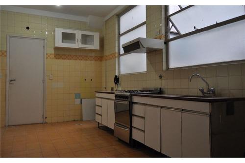 recoleta | amplio 3 amb. con dependencia | 119 m²