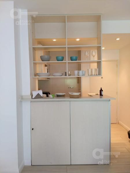 recoleta. moderno loft reciclado! alquiler temporario sin garantías.