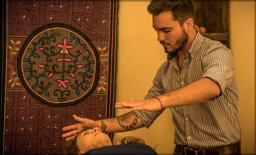 reconnective healing sanación reconectiva