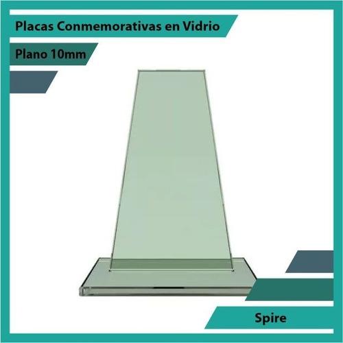reconocimiento en vidrio spire pulido plano 10mm