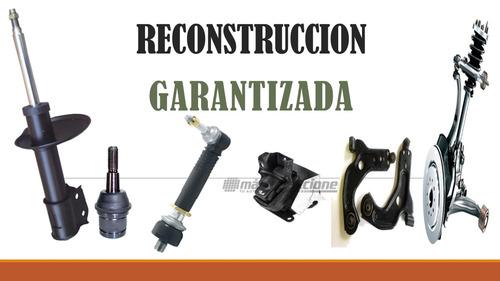 reconstrucción de amortiguadores