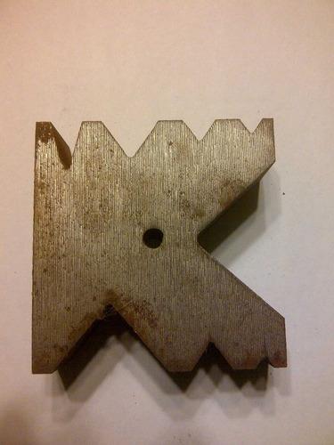reconstruccion de herramientas de dobladora y guillotina