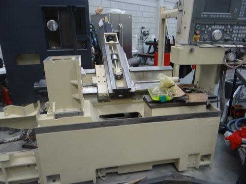reconstrucción de maquinaria cnc okuma