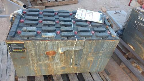 reconstrucción y regeneración de materias para montacargas