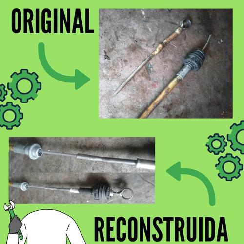 reconstrucción y/o reparación de guayas automotrices