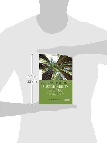 reconstruir la ciencia de la sostenibilidad: conocimiento y