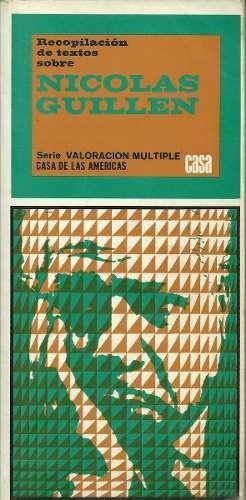 recopilacion de textos sobre nicolas guillen critica