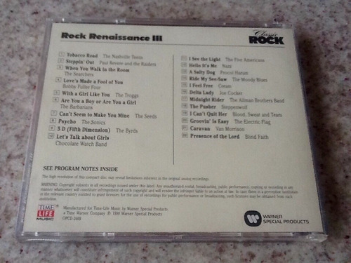 recopilatorio classic rock años 60 - joe cocker, seeds, etc