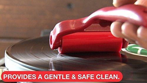 record roller - limpiador de discos de vinilo - limpiador d