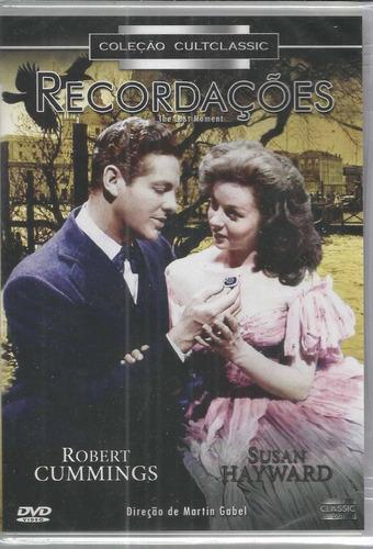 recordacoes - dvd cultclassic -  bonellihq cx397 h18