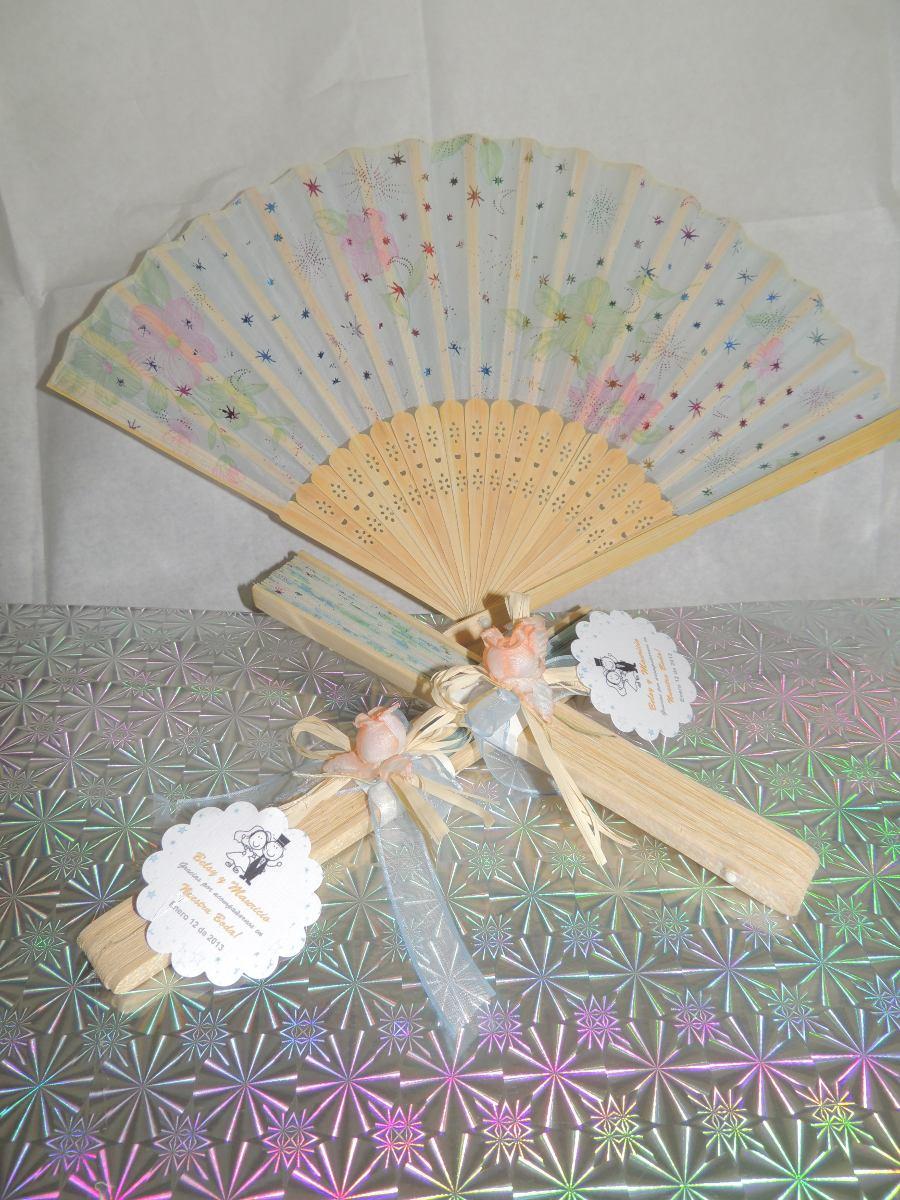 Recordatorio abanicos precio unidad recordatorios boda - Abanicos para decorar ...