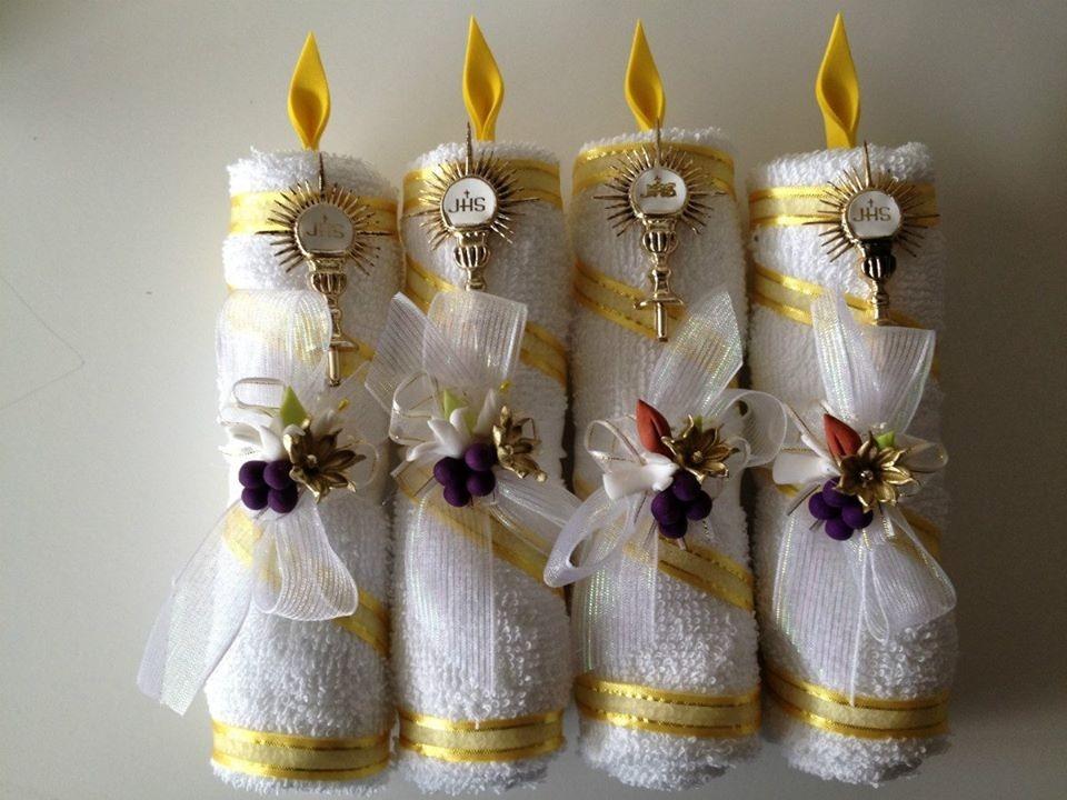 Recordatorio para bautizo primera comuni n en - Detalles de comunion para hacer en casa ...