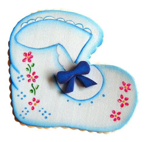 recordatorios en foamy para baby shower