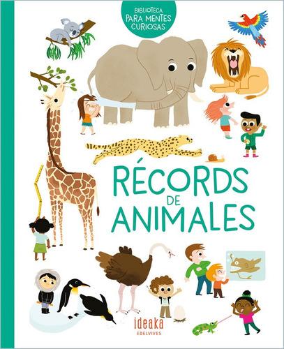 records de animales - álbum - ideaka