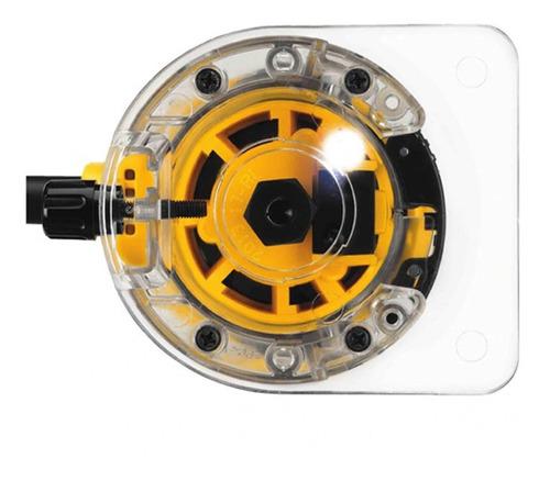 recortador de enchapados 400w 31000 rpm co dewalt dwe6000-b3